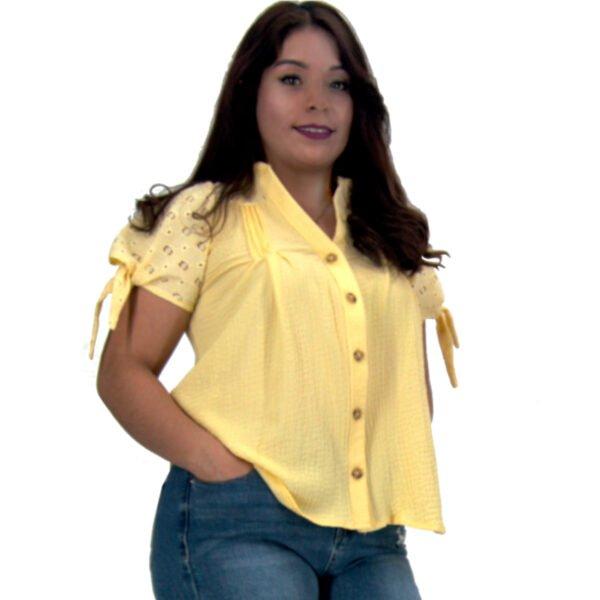 blusas casuales modernas